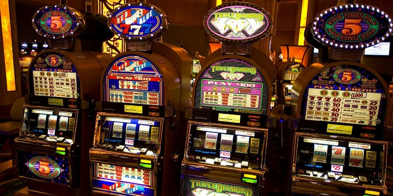 Азарт игровых автоматов